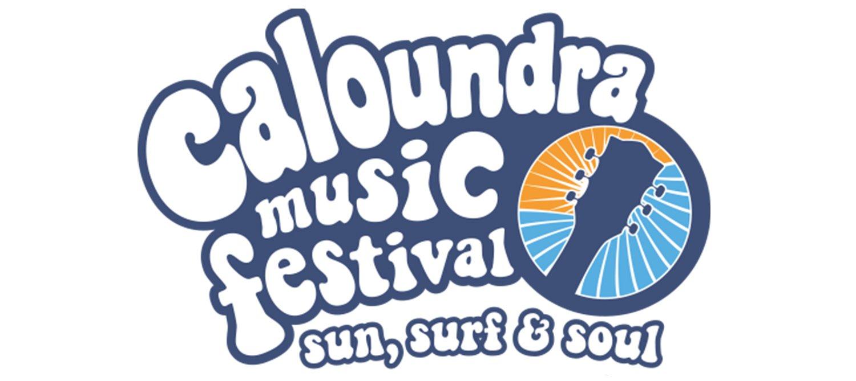 Caloundra Music Festival logo