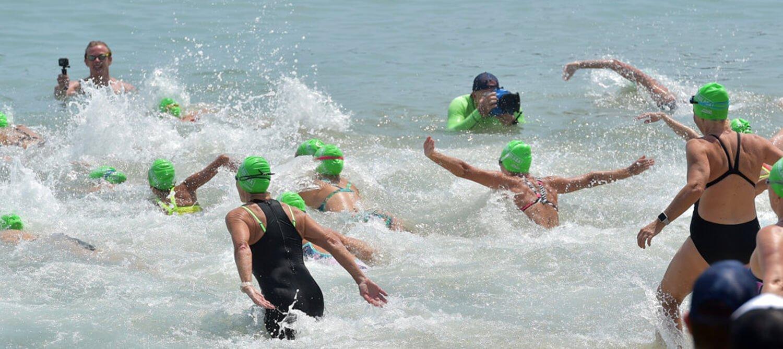 Mooloolaba Mile Ocean Swim