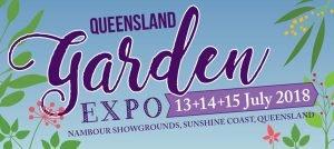QLD Garden Expo Banner