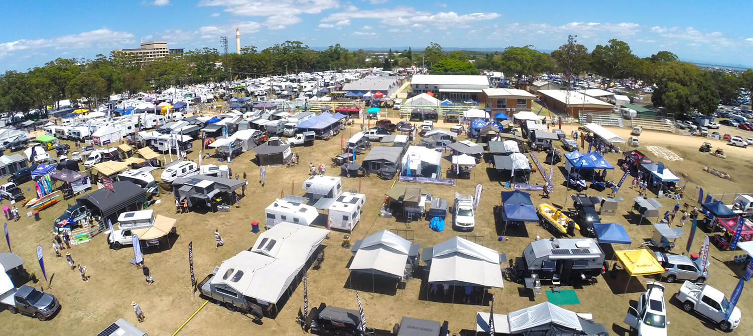 South Qld Caravan, Camping, Boating & Fishing Expo