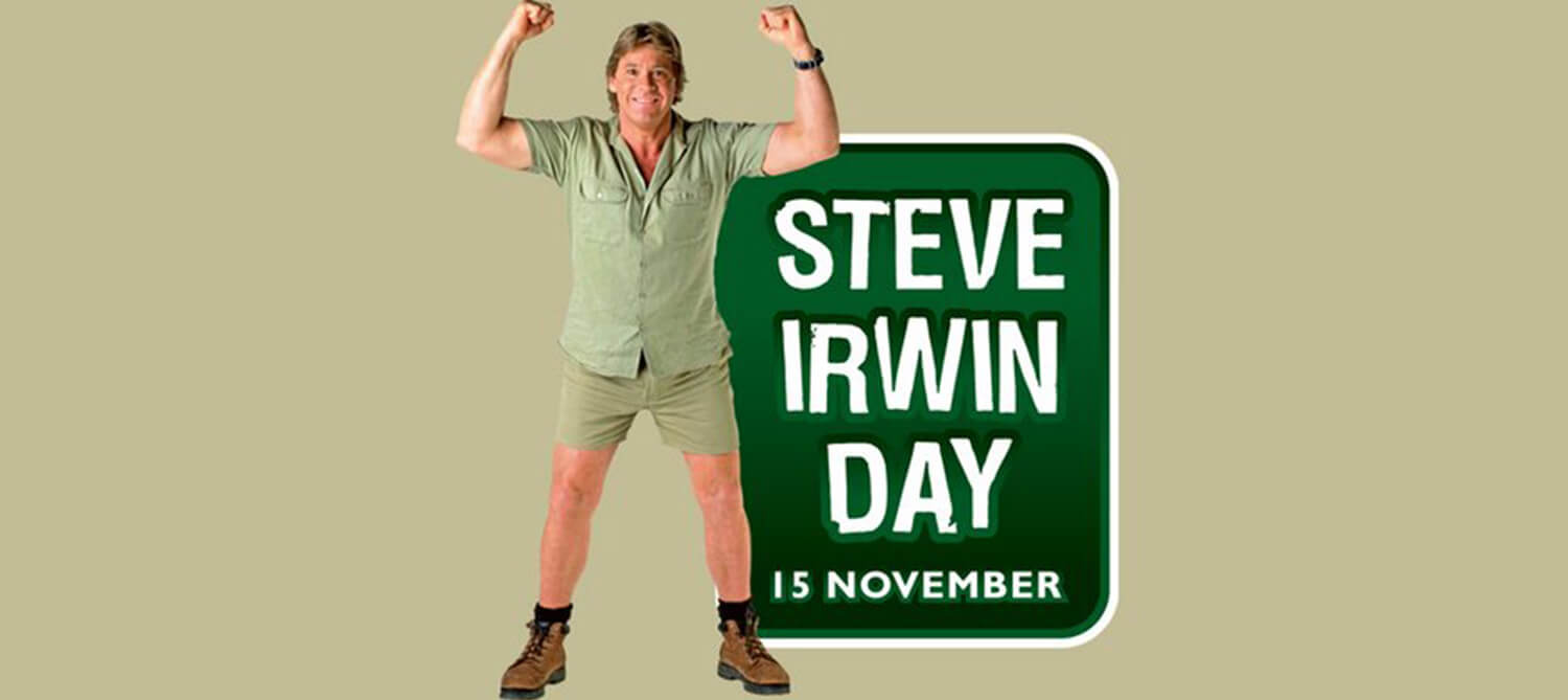 Steve Irwin Day