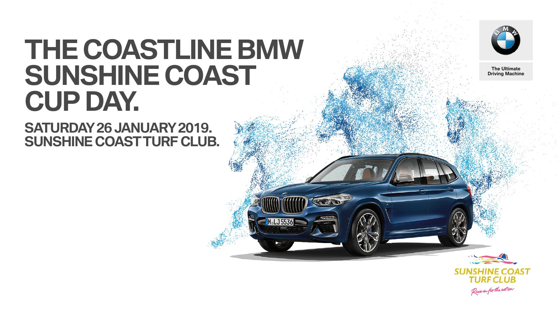 Sunshine Coast Turf Club Coastline BMW