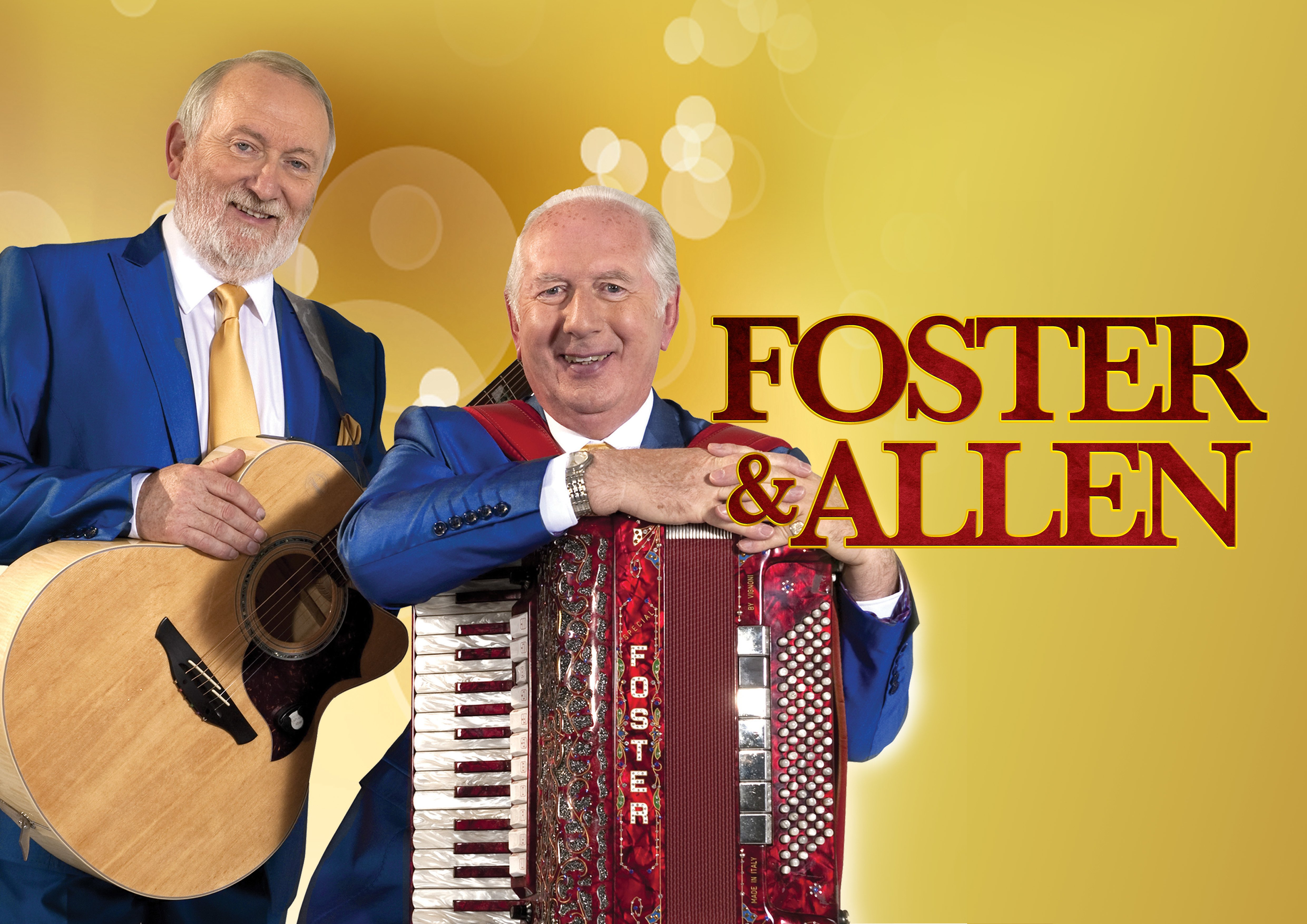 Foster And Allen Show