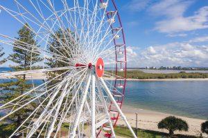 Skyline Attraction Caloundra Ferris Wheel Hot 91